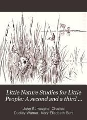 Little Nature Studies for Little People: Volume 2
