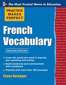 Practice Make Perfect French Vocabulary PDF