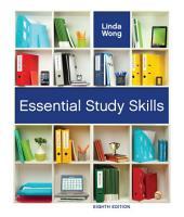 Essential Study Skills: Edition 8