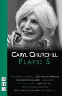 Caryl Churchill Plays: Five