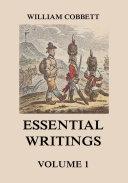 Essential Writings Volume 1