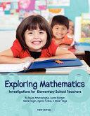 Exploring Mathematics Book PDF