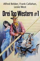 Drei Top Western #1: Cassiopeiapress Sammelband