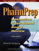 ASHP s PharmPrep