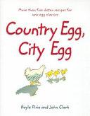 Country Egg  City Egg Book