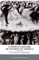 A People s History of Poverty in America PDF