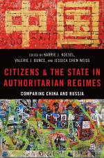 Citizens and the State in Authoritarian Regimes