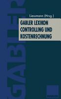 Gabler Lexikon Controlling und Kostenrechnung PDF