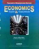 Economics, Today & Tomorrow
