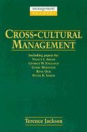 Cross cultural Management