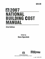 National Building Cost Manual  2007 PDF