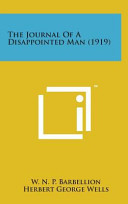 The Journal of a Disappointed Man (1919)