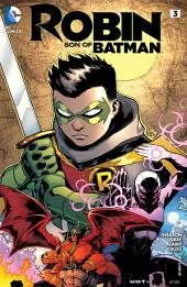 Robin: Son of Batman (2015-) #3