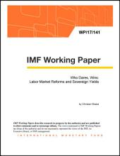 Who Dares, Wins: Labor Market Reforms and Sovereign Yields