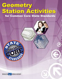 Geometry Station Activities for Common Core Standards Book