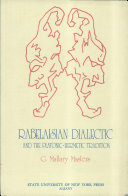 Rabelaisian Dialectic and the Platonic-Hermetic Tradition