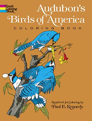 Audubon s Birds of America Coloring Book