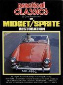 Practical Classics and Car Restorer on Midget and Sprite Restoration