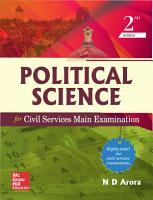 POLITICAL SCIENCE FOR CIVIL SERVICES MAINS PDF