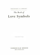 The Book of Love Symbols PDF