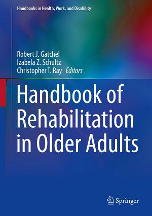 Handbook of Rehabilitation in Older Adults PDF