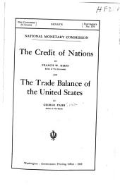 Publications of National Monetary Commission: Volume 20