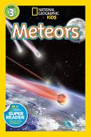 National Geographic Readers  Meteors PDF