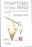 Symptoms in the Mind PDF
