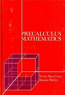 Precalculus Mathematics Book