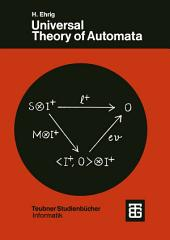 Universal Theory of Automata: A Categorical Approach