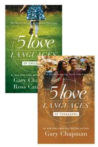 The 5 Love Languages of Children The 5 Love Languages of Teenagers Set Book