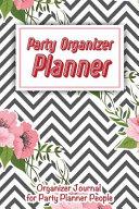 Party Organizer Planner