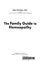 The Family Guide to Homeopathy PDF
