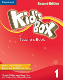 Kid s Box Level 1 Teacher s Book