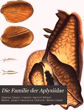 Die Familie der Aplysiidae: Band 1,Teil 8