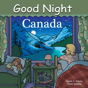 Good Night Canada Book