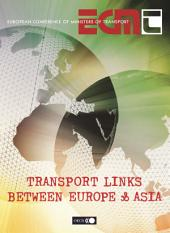 Transport Links between Europe and Asia