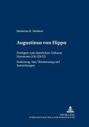Predigten zum   sterlichen Triduum PDF