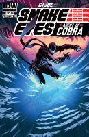 G I  Joe  Snake Eyes  Agent of Cobra  3 PDF