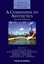 A Companion to Aesthetics: Edition 2