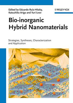 Bio-inorganic Hybrid Nanomaterials