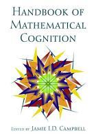 Handbook of Mathematical Cognition PDF