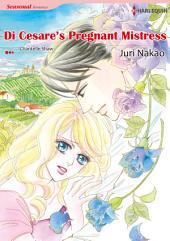 Di Cesare's Pregnant Mistress: Harlequin Comics