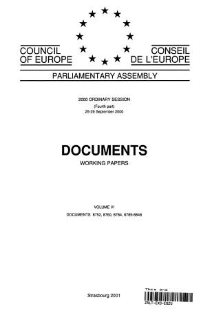 Documents Working Papers PDF