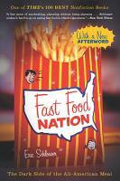 Fast Food Nation PDF