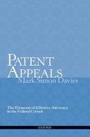 Patent Appeals
