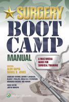 Surgery Boot Camp Manual PDF