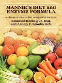 Mannie's Diet and Enzyme Formula