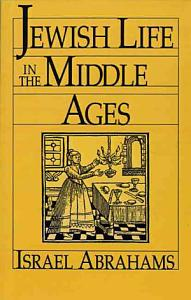 Jewish Life in the Middle Ages PDF