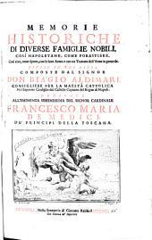 Memorie historiche di diverse famiglie nobili
